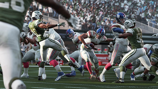 Madden 19 Catching Tips