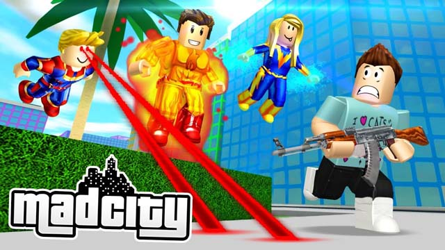 Roblox Mad City Guide And How To Make Money Fast