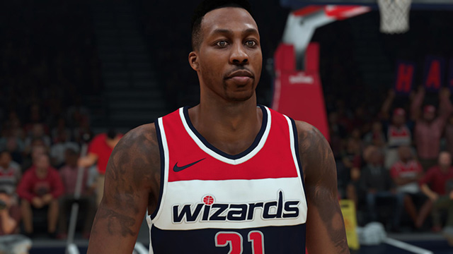 Do You Know Those NBA 2K19 Players Are Nearsighted?