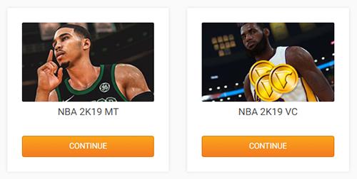 Buy NBA 2K19 VC Coins, NBA 2K19 MT Coins, NBA 2K19 PS4, NBA 2K19 PC, NBA 2K19 Xbox One