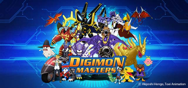 Digimon Master