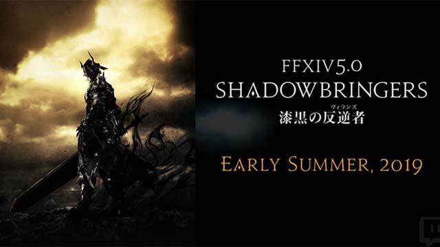 Final Fantasy XIV Shawdowbringers