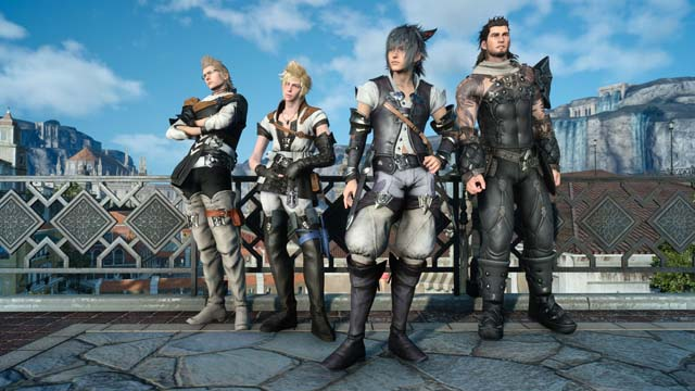 Final Fantasy XIV Crossover Event