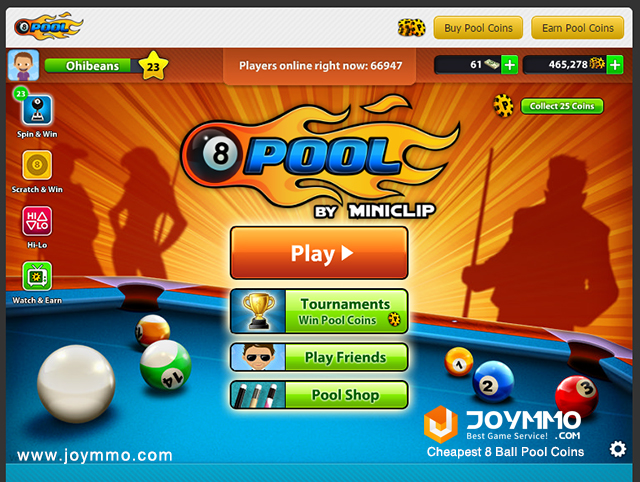 8 Ball Pool Coins for sale, cheap 8 Ball Pool Currency