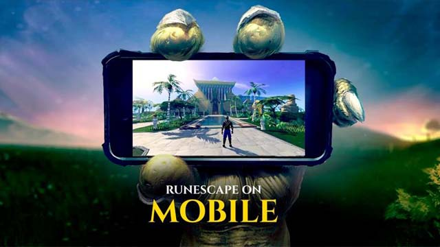 Mobile Runescape