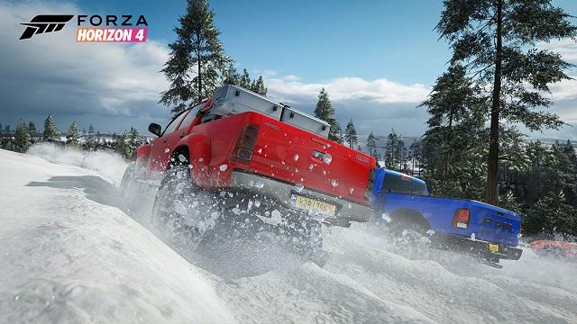 Forza Horizon 4 Season Change1