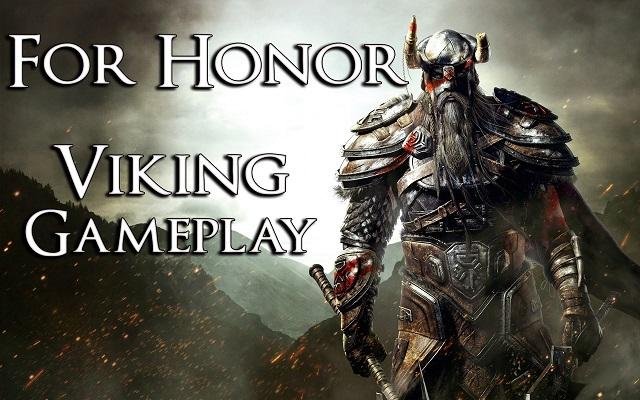 for honor viking background