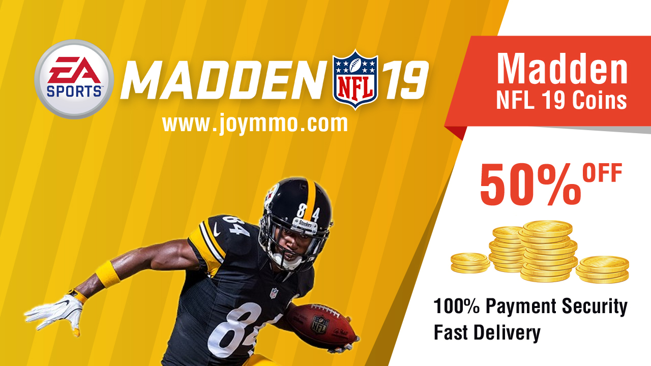 Where to buy safe and fast Madden NFL 19 Coins?