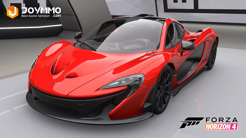 Mclaren P1 How to choose the best or the fastest car in Forza Horizon 4?