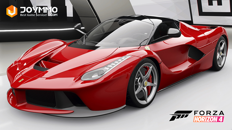 Ferrari Laferrari How to choose the best or the fastest car in Forza Horizon 4?