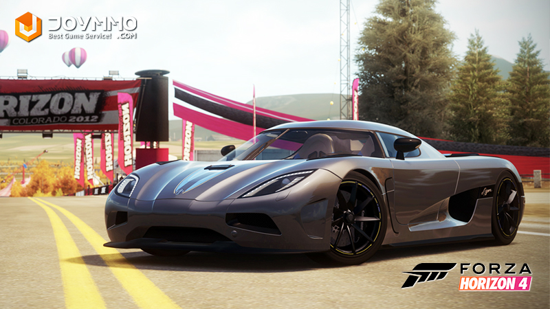 Koenigsegg Agera How to choose the best or the fastest car in Forza Horizon 4?