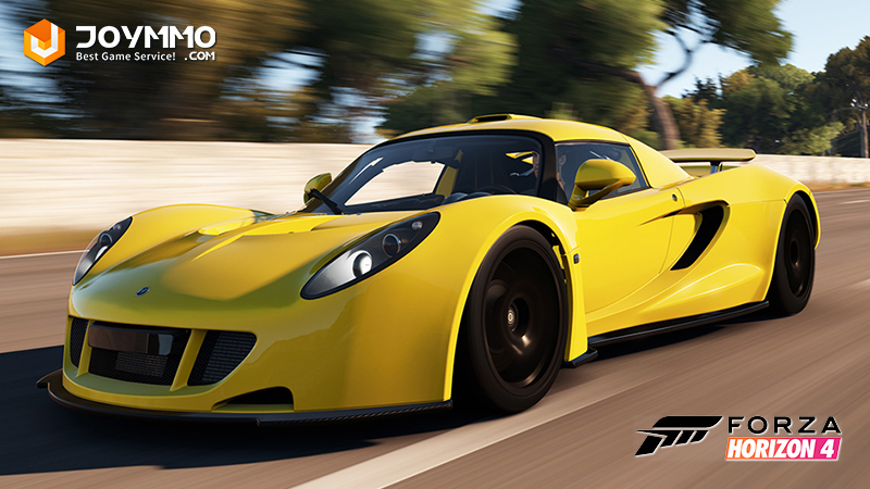 Hennessey Venom GT How to choose the best or the fastest car in Forza Horizon 4?