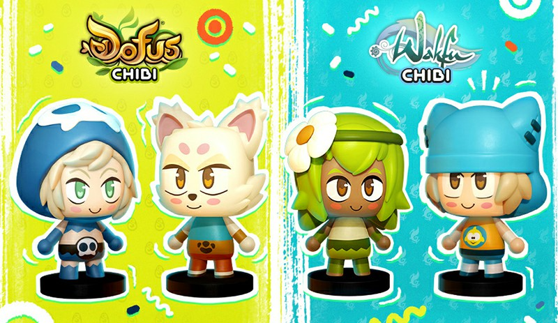 Dofus Touch: Welcome Four Brand New Figurines To Online Ankama Shop