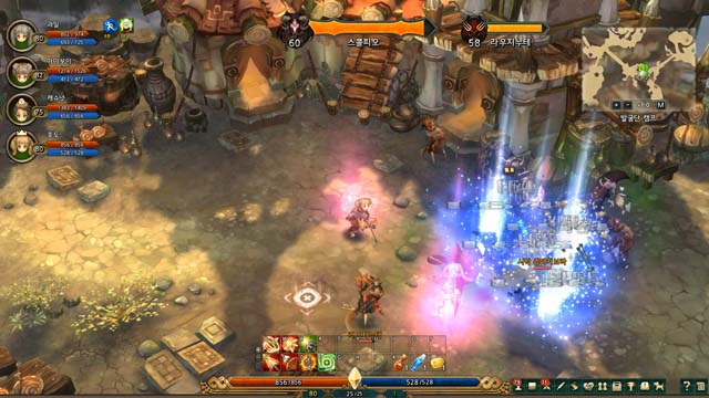 Best/Good PvE Duo Classes on Tree of Savior