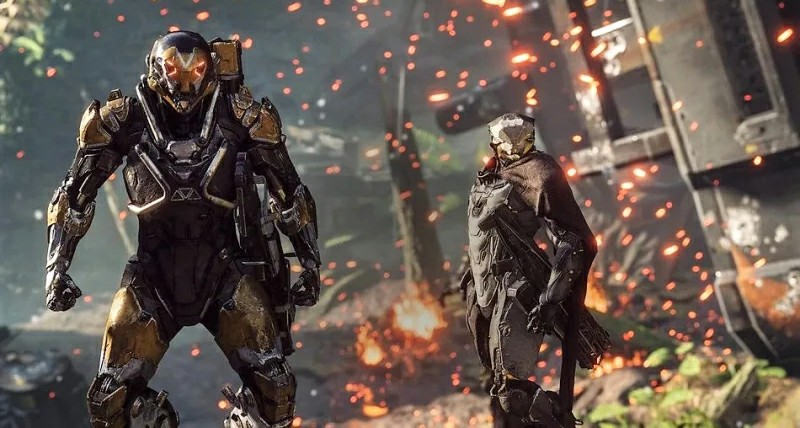 Anthem Pre-Cataclysm Challenges Are Now Live