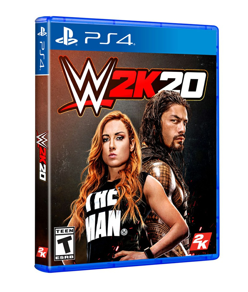 WWE 2K20 is Now Available for Pre-Purchase on Steam