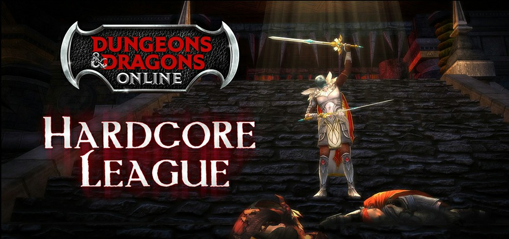 Dungeons and Dragons Online Hardcore Permadeath League Server Launches on August 16