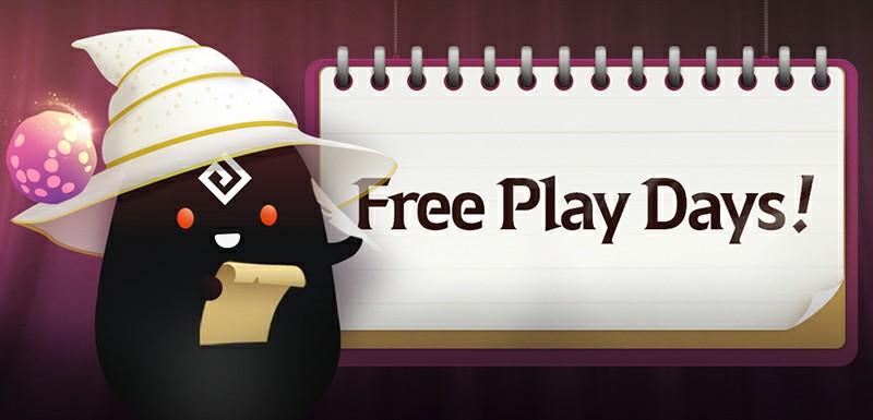 Black Desert Online: Discount Days + Free Play Days