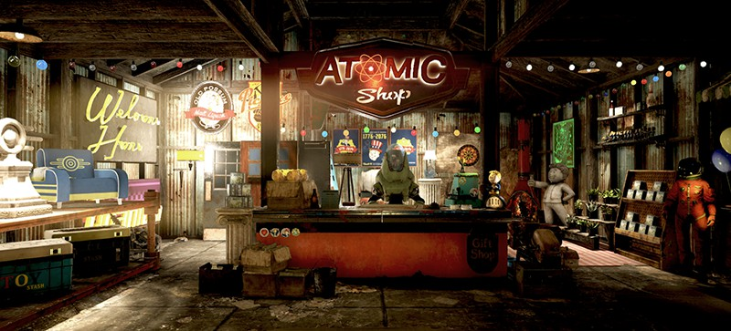 Atomic Shop: Patch 12 Items And Sales (August 20)