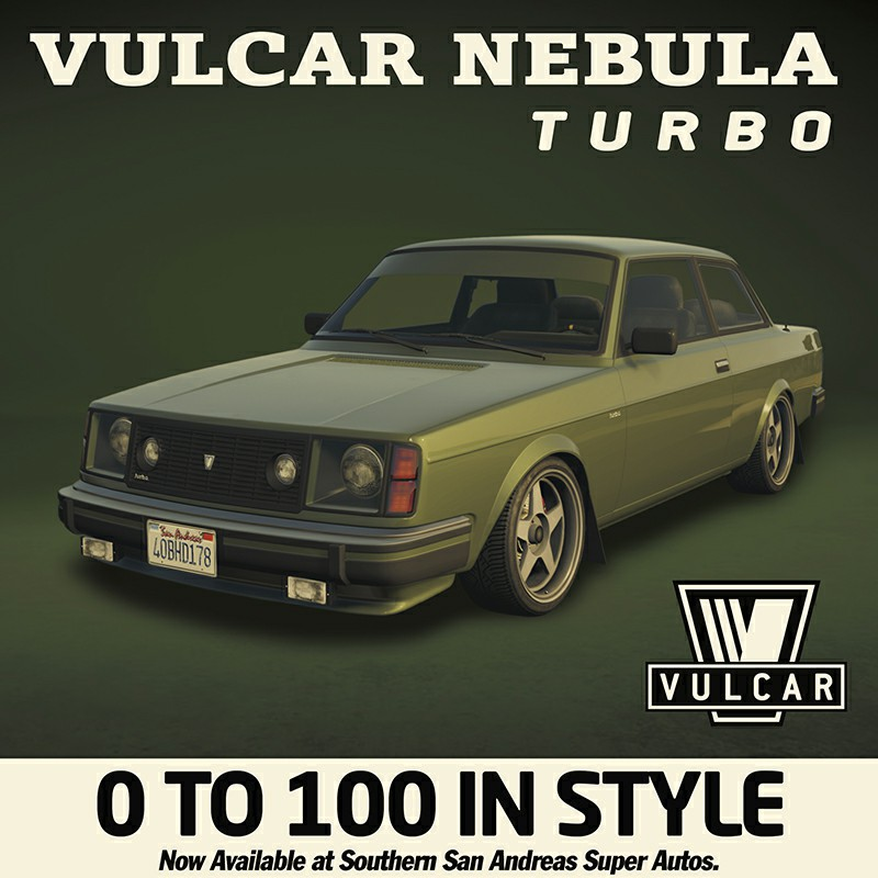 GTA Online Update Features Vulcar Classic Car, Race Series, Complimentary Tees, Free Drinks At The Diamond Casino Bar, Lucky Wheel Prize And More