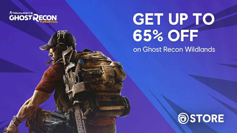 Ghost Recon Wildlands on sale until August 27