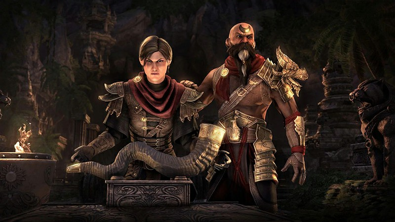 The Elder Scrolls Online's Dragonhold Prologue Quest Is Now Live On All Platforms