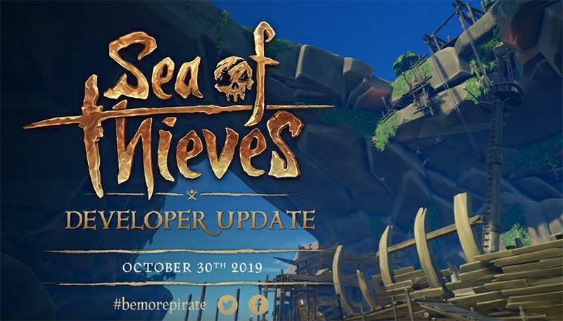 Sea Of Thieves Discusses Expansion To The Pirate Emporium And November Update Plans
