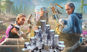 Far Cry New Dawn Credits