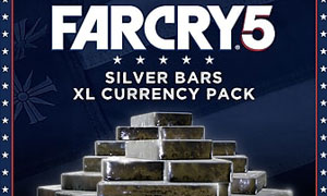 Buy Far Cry 5 Silver Bars Pack Cheap Far Cry 5 Credits
