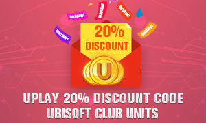 Uplay Coupons & Ubisoft Club Units