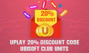 Uplay Coupons & Ubisoft Club Units
